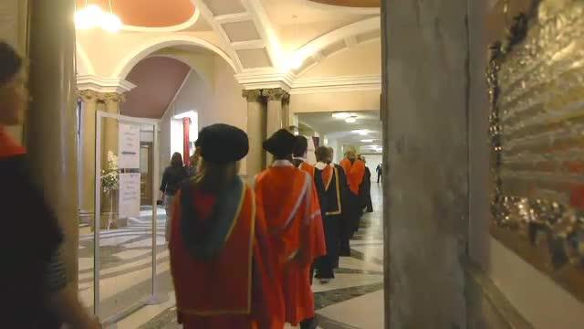 Special Congregation Ceremony